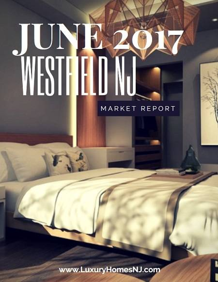 According to the June 2017 Westfield NJ Market Report, active listings doubled, pending sales dropped and total sales stayed exactly the same as May's stats.