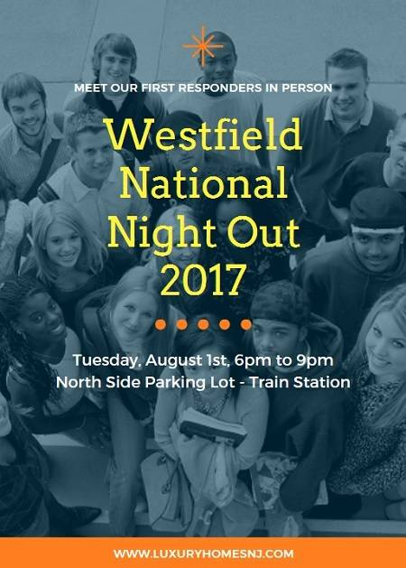 Westfield National Night Out 2017 promotes community harmony between police and other first responders with its regular citizens with family-friendly fun.