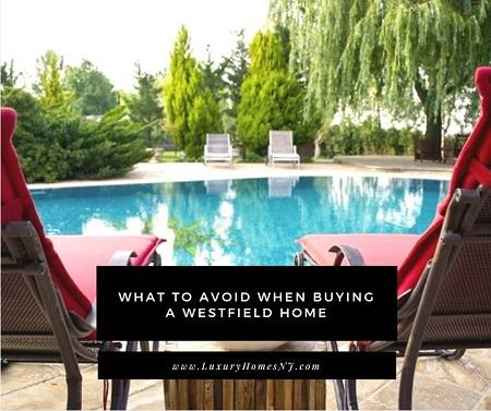 When buying a Westfield home, avoid doing these things before your escrow closes. Otherwise, you may have to say goodbye to your dream home.