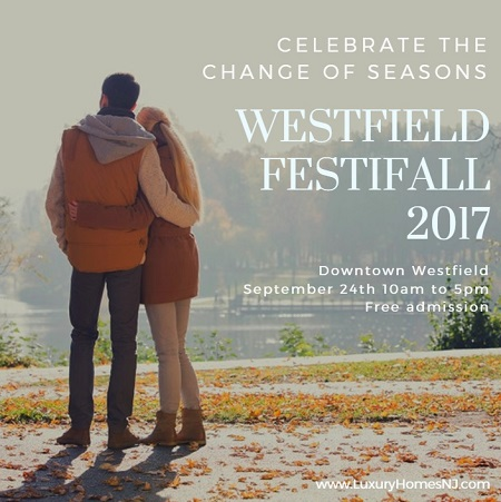 Celebrate the change of seasons at Westfield FestiFall 2017, a community block party in Downtown Westfield with food, music, arts and crafts and much more.