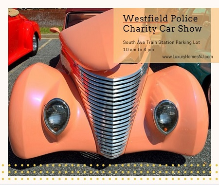 The first ever Westfield Police Charity Car Show is set for the first Saturday in October. Listen to music, play the raffle and try to dunk an officer.