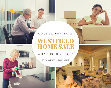 When you put your home on the market, it's easy to feel overwhelmed. Just take it one step at a time and you'll soon enjoy a successful Westfield home sale.