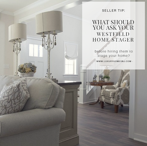 Studies show that staged homes tend to sell faster and for more money than unstaged or vacant ones. When deciding on a Westfield home stager, make sure you ask them these important questions first.