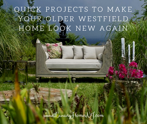 When selling your home, you could be competing with newer models. These Westfield home improvement projects help update the look of your property without breaking the bank. And most can be completed in under an hour.