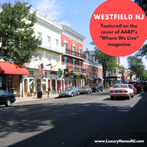 "Westfield receives another great honor. AARP chose to feature the parklet in Downtown Westfield for the cover of its 2018 ""Where We Live"" magazine."