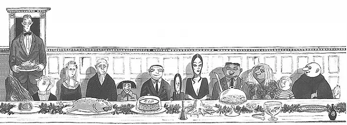 Westfield celebrates its native son, cartoonist Charles Addams, at AddamsFest 2018 with several fun, family-friendly events all weekend long. @courtesy AddamsFest.com