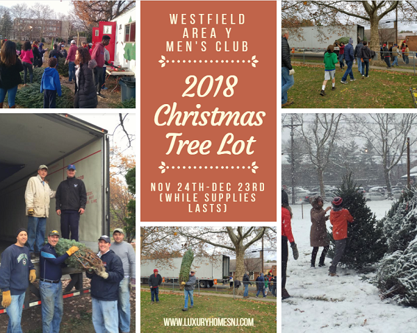 The Westfield Area Y Men's Club Christmas Tree Lot 2018 opens for business on Nov 24th. We could use your help unloading & setting it up starting Nov 17th. Simply show up or contact me. All volunteers welcome.