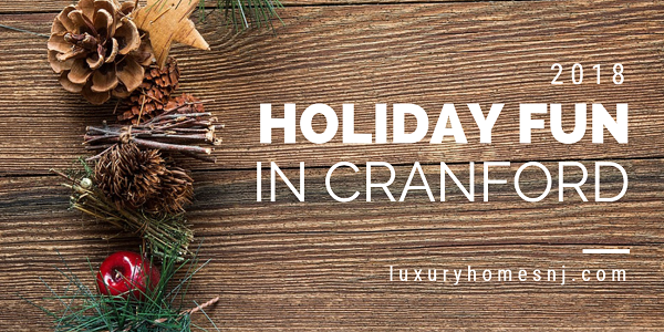 No matter what your faith may be, there is some holiday fun in Cranford that you'll enjoy. They have a holiday house tour, a menorah lighting, breakfast with Santa & more.