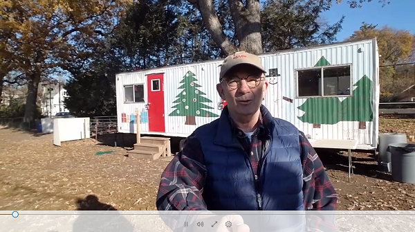 Scott Gleason talks about the 2017 Westfield Area Y Men's Club Christmas Tree lot