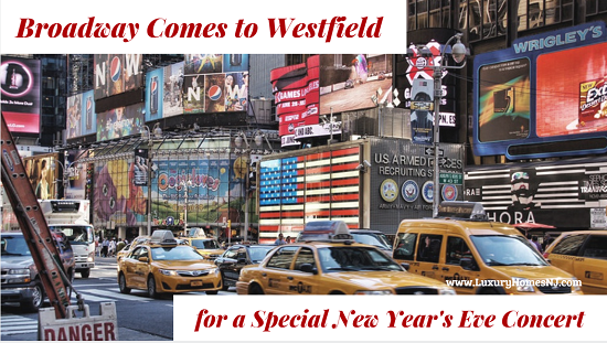 Before the ball drops on 2018, celebrate a little early with your loved ones as Broadway comes to Westfield for a New Year's Eve concert unlike any other.