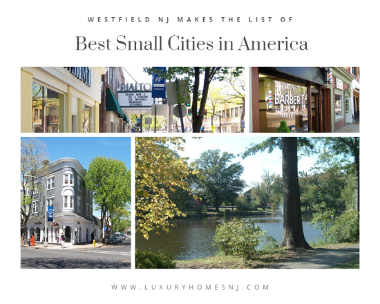 Wallethub looked at over 1200 US cities with between 25,000 and 100,000 residents to determine the Best Small Cities in America. Westfield made the top 30.