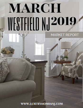 The Westfield Area Market Report for March 2019 showed an increase in activity with buyers as well as more inventory on the market.