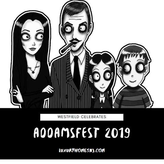 Celebrate Westfield's native son, Charles Addams, all month long when AddamsFest 2019 takes over Westfield this October. Several events take place all throughout October at various locations around the city.