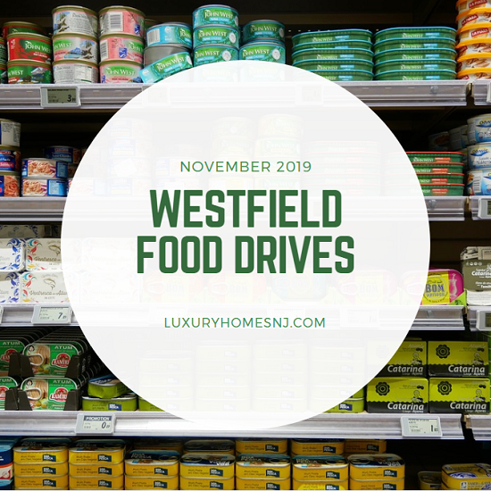 This month, both the Boy Scouts and our firefighters host their own Westfield Food Drives to ensure that no family goes hungry this holiday season.