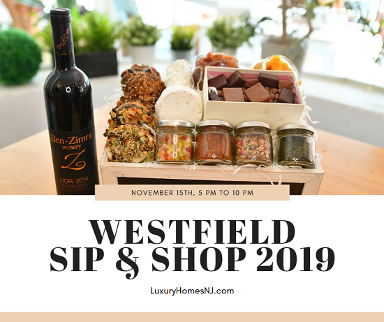 Holy Trinity School hosts their 2nd annual Westfield Sip and Shop 2019 on November 15th from 5 pm to 10 pm. Get all your holiday shopping done in one place while sipping wine and nibbling on appetizers. Raffles held throughout the evening as well.