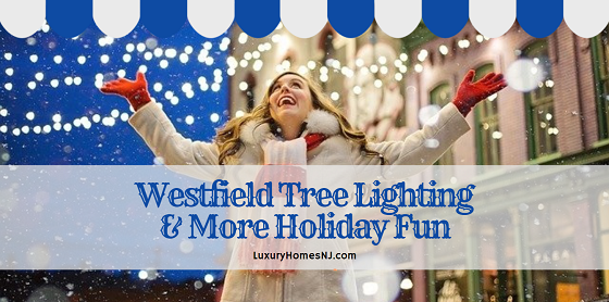 What are you doing Thanksgiving weekend? Watching the Westfield tree lighting? Entering the gingerbread house contest? Shopping? Visiting with Santa? There's a lot of holiday fun in Westfield as we countdown to Christmas.