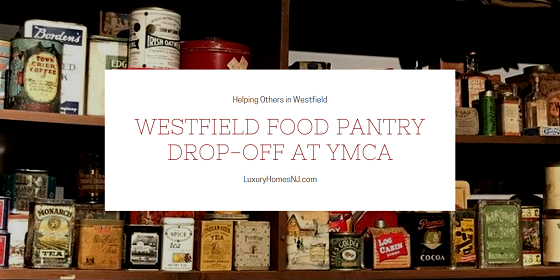 The Westfield Area Y continues to offer an easy drop-off location for any food or personal care item donations to the Westfield Food Pantry.