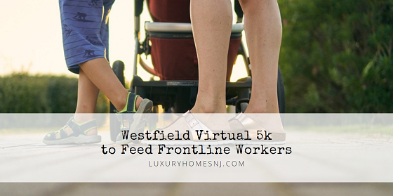Get off the couch and help Out Run Your Fork raise money to feed our local healthcare workers by participating in their first Westfield Virtual 5k.