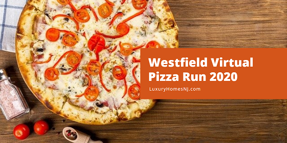 This year, the Downtown Westfield Corp changes up their annual pizza run due to COVID-19 concerns. This year, it's the Westfield Virtual Pizza Run.