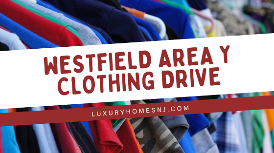 Help raise money for the Y's financial assistance program by dropping off donations for the Westfield Area Y Clothing Drive in Oct 2020.