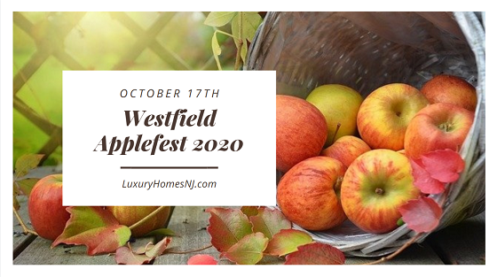 Our local historical society hosts the Westfield Applefest 2020 at the Reeve House this Sat, Oct. 17th. Pre-registration required.