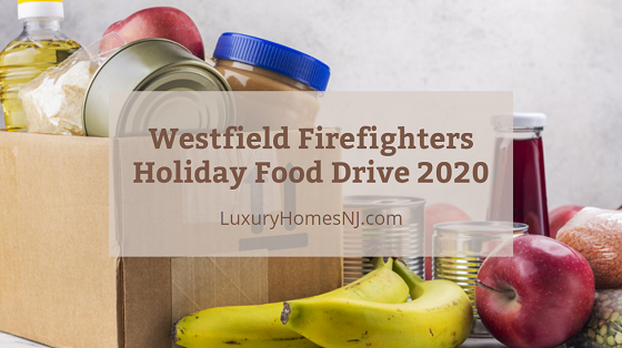 Keeping public safety in mind, the Westfield Firefighters Holiday Food Drive accepts gift cards to grocery stores instead of food this year.