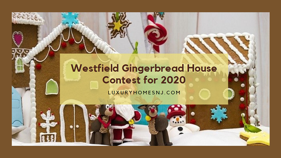 Register yourself or your business for the 2020 Westfield Gingerbread House Contest today. Entries need to be completed by Dec. 3rd.