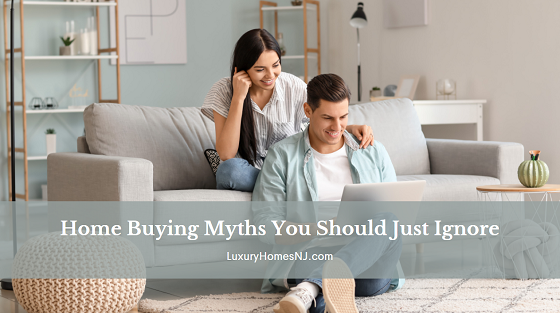 Do you think you need to have a 20% downpayment to purchase a Westfield property? Ignore that and these other home buying myths.