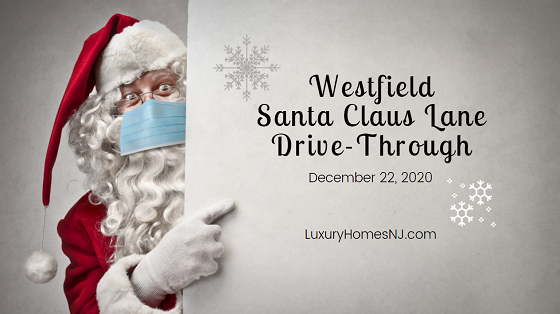Santa plans on visiting with kids from the safety of their own vehicles during the Westfield Santa Claus Lane drive thru event on Dec 22nd.