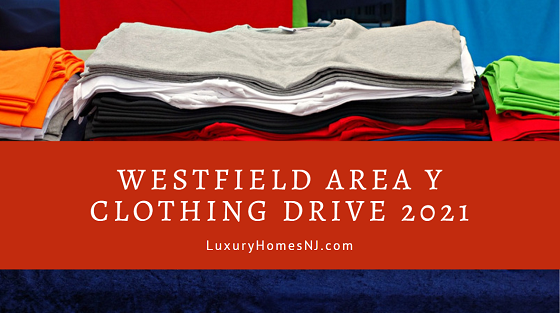 Bring any of your slightly used clothing, handbags, shoes, linens, and bedding to the Westfield Area Y Clothing Drive this Wed, April 14th.