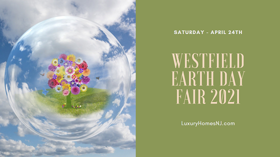 The City of Westfield invites the public to join them at the Westfield Earth Day Fair 2021 on Saturday, April 24th for entertainment, education, and a free market.