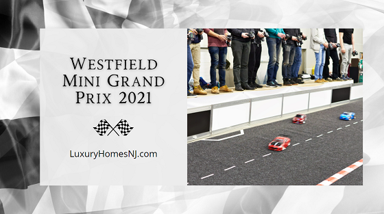 Watch scaled-down versions of NASCAR's finest race around an indoor track at the very first Westfield Mini Grand Prix on Sat, June 12, 2021.