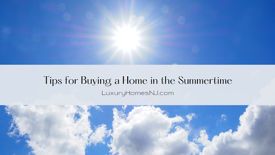 The competition among buyers for Westfield area homes is stiff. Be prepared. Follow my tips for successfully buying a home in the summertime.